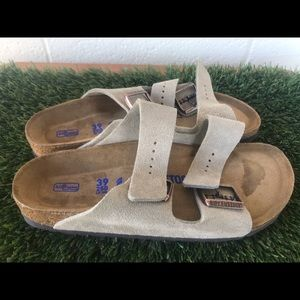 Women's Arizona Birkenstock Softbed Sandal sz 8